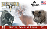 Lightfield Announces New Premier Hunting Slug Round for Bucks, Boars and Bears